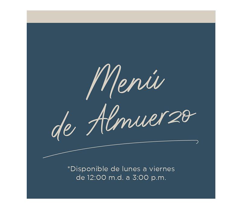 Lile Menu Almuerzo